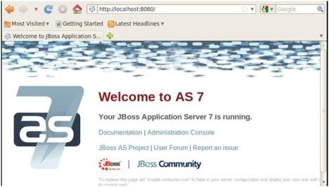JBoss Application Server 7