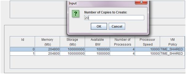 CloudAnalyst - Data Center Configurations - Copy
