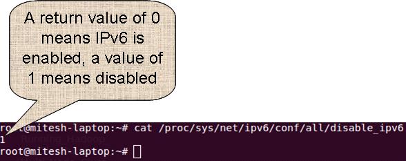 Ubuntu - Disable IPv6