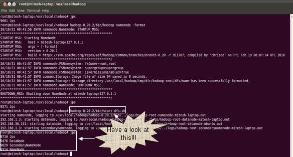 Hadoop - start-dfs.sh
