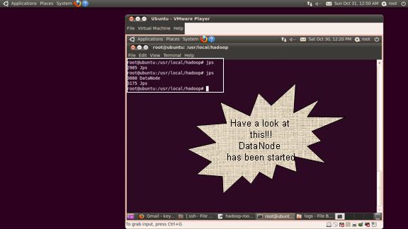 Hadoop - DataNode on Slave Machine