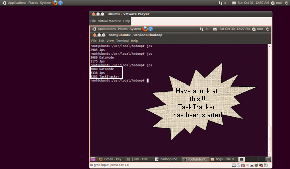 TaskTracker in Hadoop