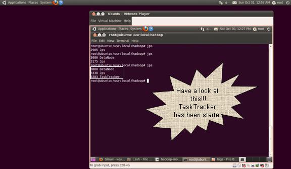 TaskTracker in Hadoop