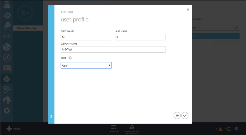 19.Azure Active Directory-Users-Add New User-User Profile
