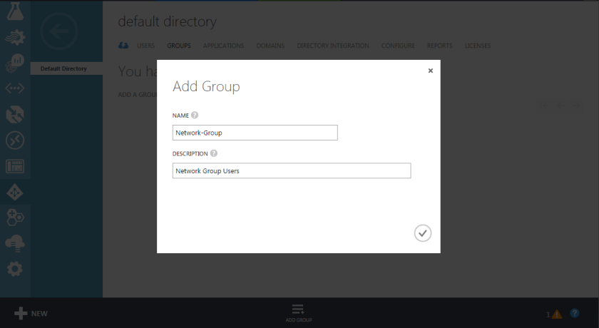 22.Azure Active Directory-Groups-Add New