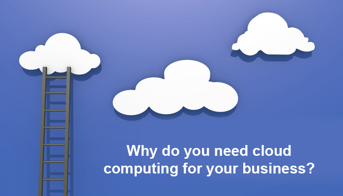 Why Do You Need Cloud Computing For YourBusiness?