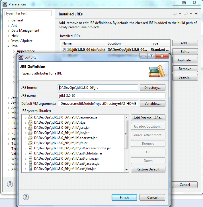 Solved: -Dmaven.multiModuleProjectDirectory system property is notset